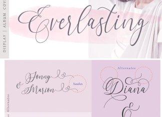 Dialova - Beautiful Calligraphy Font