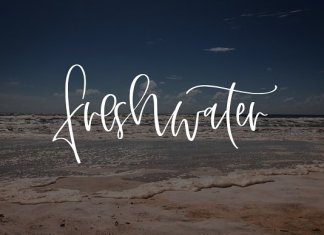 Freshwater Font