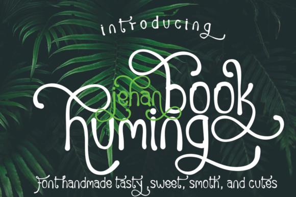Huming Book Font