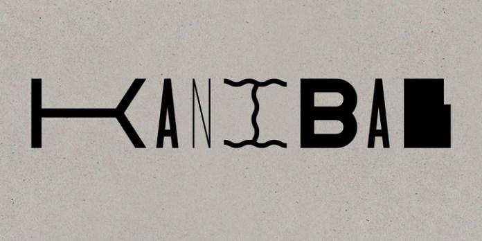 Kanibal Typeface