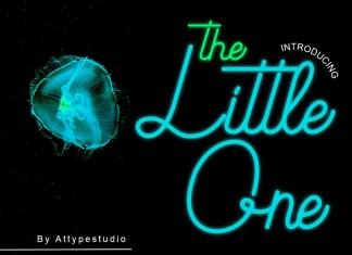 Little OneScript Font