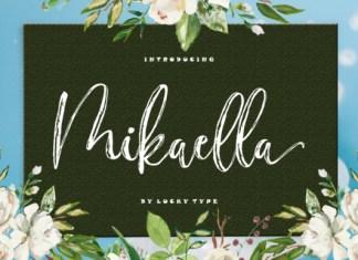 Mikaella Font