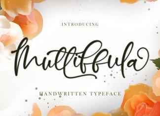 Muttiffula Script Font