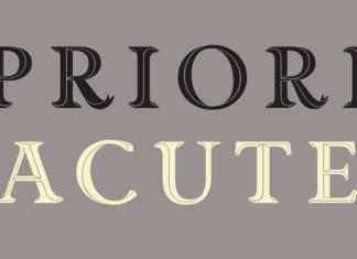Priori Acute Font Family