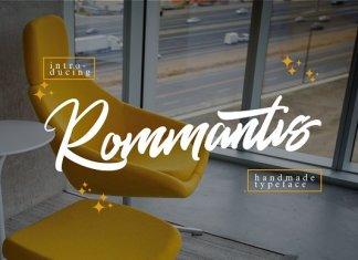 Rommantis Script