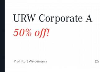 URW Corporate A