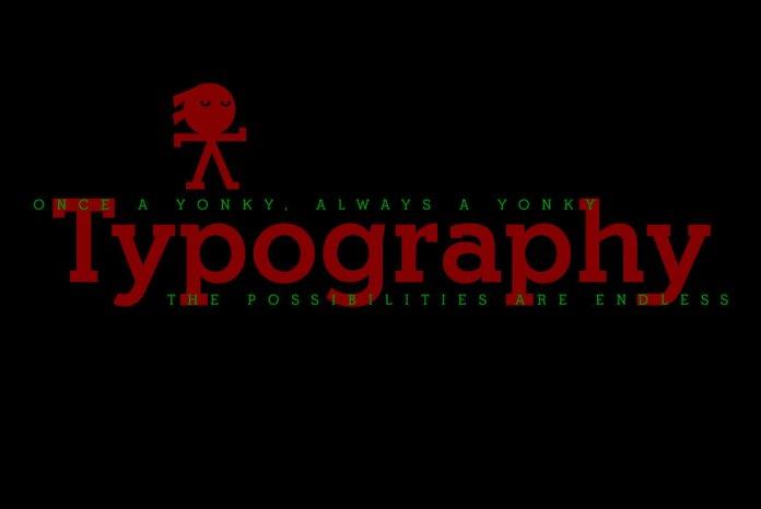 Yonky Slab Font Family