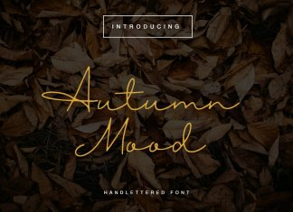 Autumn Mood Font