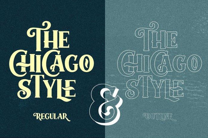 Chellora Typeface Font