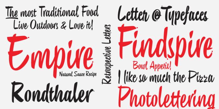 Chepina Script Font Family