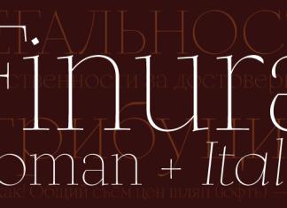 Finura Font Family