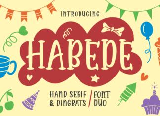 Habede Font