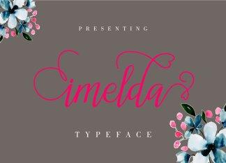 Imelda Typeface Font