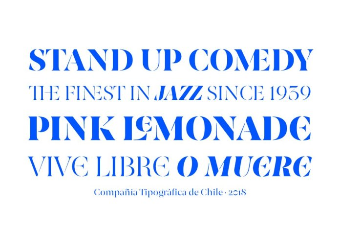 Joane Stencil Font
