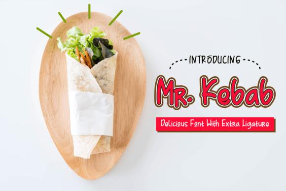 Kebab Font