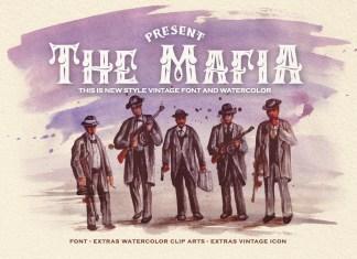 Mafia Other Font