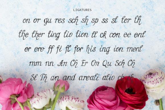Morning Glori Font