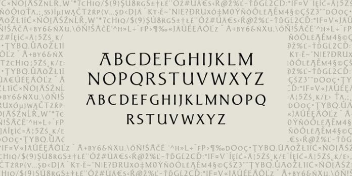 Novantico Font