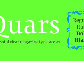 Quars Font Family