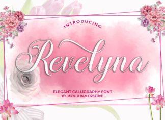 Revelyna Font