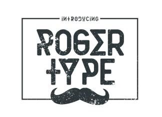 Roger Type Regular Font