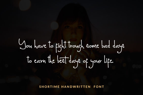 Shortime Font