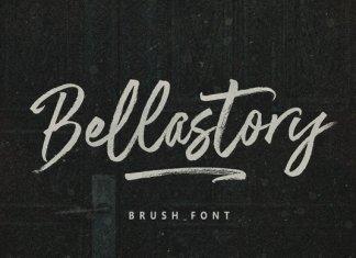 Bellastory Font
