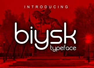 Biysk Font
