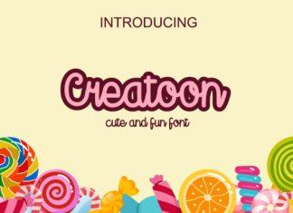 Creatoon Font