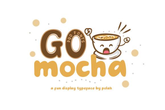 Go Mocha Font