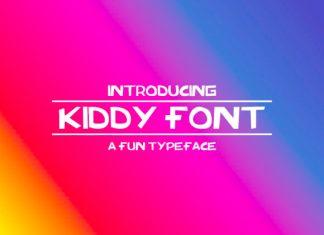 Kiddy Font