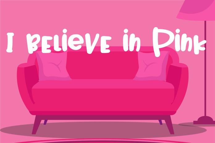 PN Magenta Pillow Regular Font