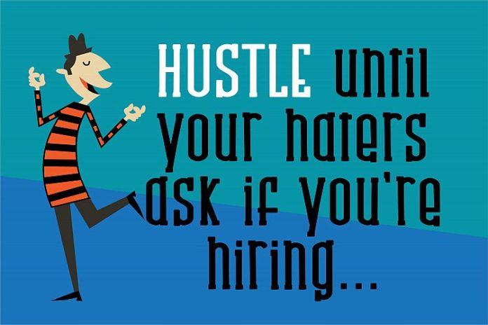 ZP Hustle TimelyRegular Font