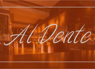 Al Dente FontRegular Font