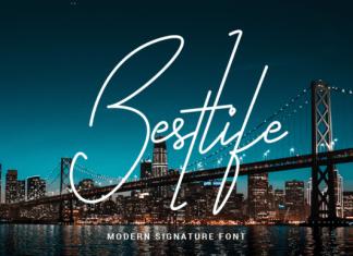 Bestlife Font