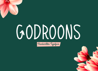 Godroons Regular Font