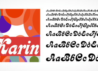 Karin Pro Font