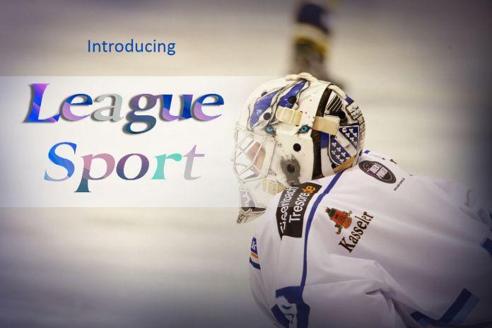 League Sport Font