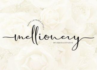 mellionery Script Font