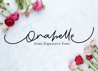Orabelle Font