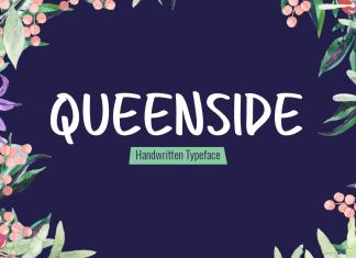 Queenside Regular Font