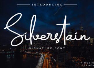 Silverstain Font