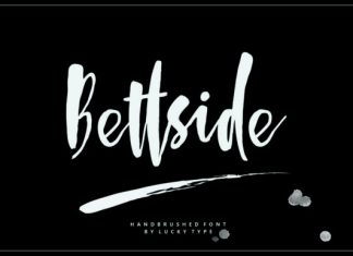 Bettside Font