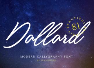 Dallard Font