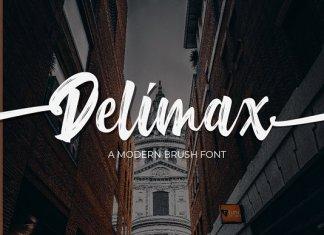 Delimax Font