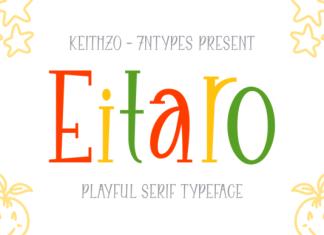 Eitaro Font