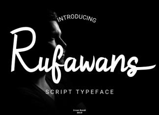Rufawans Font