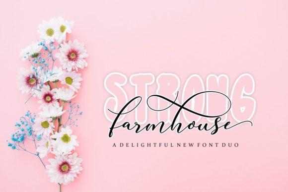 Strong Farmhouse duo
