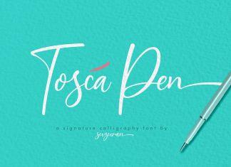 Tosca Pen Script Font