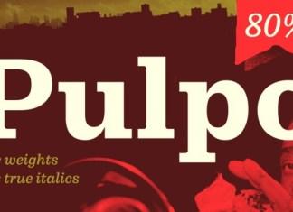 Pulpo Font Family